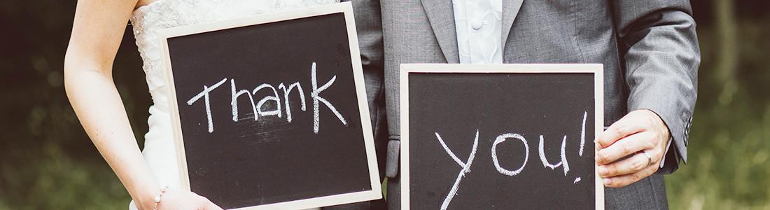 結婚式当日のプログラムの決め方とは?